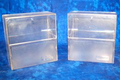 x2 Vintage FLOPPY or ZIP DISK Organizer Storage BOXES in Alamogordo, New Mexico