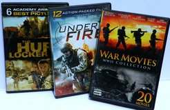 War Movies Collection ~ 33 Movies! in Alamogordo, New Mexico