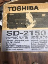 Toshiba DVD player 110 in Ramstein, Germany