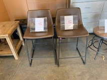 Upholstered Barstools Ready To Go in Fort Campbell, Kentucky