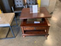Porter Rising End Table Ready for You! in Fort Campbell, Kentucky