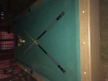 Pool table in Warner Robins, Georgia