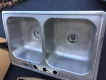Stainless Steel kitchen sink in Aurora, Illinois