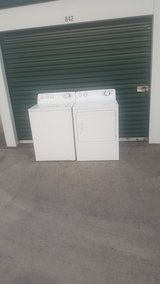 GE washer & dryer (free delivery) credit card accepted in Camp Lejeune, North Carolina