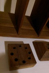 Handcrafted Letter Rack, Pencil Holder REDUCED P RICE in Kingwood, Texas