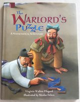 The Warlord's Puzzle Hardcover in Okinawa, Japan
