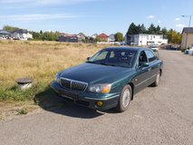 HYUNDAI XG 30! 2002 YEAR! ONLY 62.000 MILES! NEW INSPECTION! ONLY 2 KM FROM RAMSTEIN AB! in Ramstein, Germany