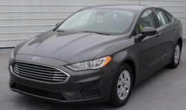 2019 Ford Fusion S in Ramstein, Germany
