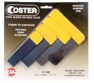 GL Enterprises 1100 Coster Steel spreaders carded 4ct Set 1,2,3,4 Inch Spreaders  NEW in Sandwich, Illinois