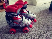 Boys quick fit roller skates in Camp Lejeune, North Carolina