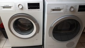 Bosch Washer & Dryer Titan Edition Series 6 in Spangdahlem, Germany