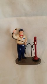 Dept. 56 - Attendant and Air Pump in Westmont, Illinois