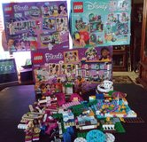 FRIENDS LEGO SETS AND LITTLE MERMAID SET in Aurora, Illinois