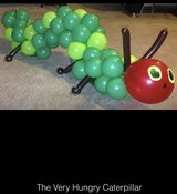 The very hungry caterpillar balloon column & More in Baytown, Texas