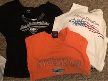 women's Harley Davidson t-shirts, tee in Oswego, Illinois