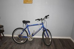 Schwinn Frontier Bicycle (Blue) in Kingwood, Texas