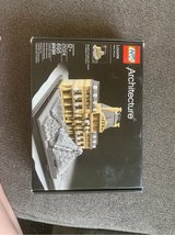 The Louvre Lego Architecture Set in Pleasant View, Tennessee