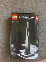 The Willis Tower Lego Architecture Set in Pleasant View, Tennessee
