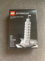 The Leaning Tower Of Pisa Lego Architecture Set in Pleasant View, Tennessee