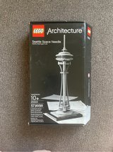 The Seattle Space Needle Lego Architecture Set in Pleasant View, Tennessee