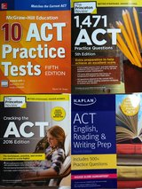 ACT practice tests in Plainfield, Illinois