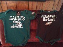 NFL. Eagle s 6-9 month Onesie's in Alamogordo, New Mexico