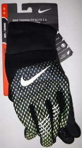New! Nike Therma-Fit Elite 2.0 Run / Running Gloves ~Men's XL in Chicago, Illinois