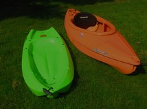 Kayak  Sun Dolphin Aruba 8' ss Sit-in Paddle Included in Clarksville, Tennessee