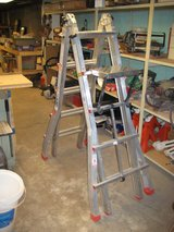 Commercial Folding Ladder System in Naperville, Illinois