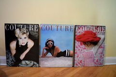 Couture Magazine Cover Lacquered Prints in Naperville, Illinois