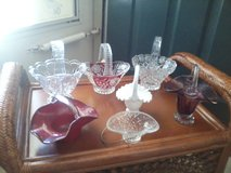 Glass Baskets Collection in Hinesville, Georgia