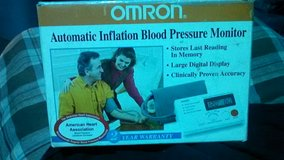 omrom blood pressure monitor in 29 Palms, California