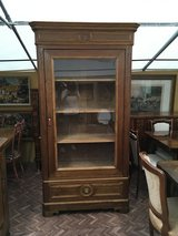 antique french book case - cabinet in Ramstein, Germany