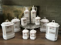 antique french ceramic container set in Ramstein, Germany