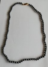 necklace beads grey silver in Ramstein, Germany