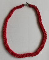 necklace beads red in Ramstein, Germany