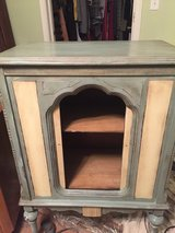 Shabby Solid wood cabinet in Chicago, Illinois