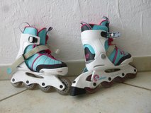 adjustable size roller blades 1-5 (US) 32-37 (EU) in Stuttgart, GE