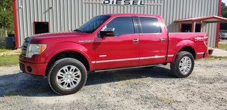 2012 Ford F150 4x4 Eco Boost in Fort Polk, Louisiana