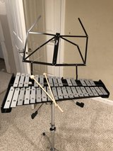 Stagg Bell Set Metallphone Practice Pad & stand in Bolingbrook, Illinois