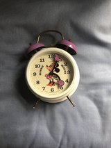 Minnie Mouse Wind up clock in Naperville, Illinois