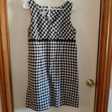 black and white summer dress in Alamogordo, New Mexico