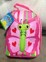 New! Butterfly Lunchbag in Fort Campbell, Kentucky