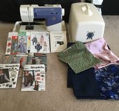 Like New Sewing Machine-Lot in Oswego, Illinois