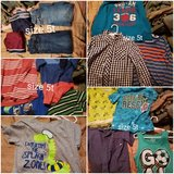 Size 5t boy clothes. in Fort Leonard Wood, Missouri