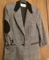 Women's Black Pattern Blazer in Chicago, Illinois