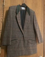Women's Green Pattern Blazer in Chicago, Illinois