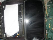 2005 Acura TL Sunroof track, assembly and sunroof glass in Glendale Heights, Illinois