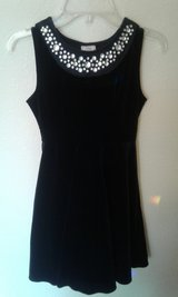 black velvet party dress in Alamogordo, New Mexico