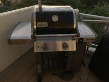 Weber Gas Grill in Okinawa, Japan